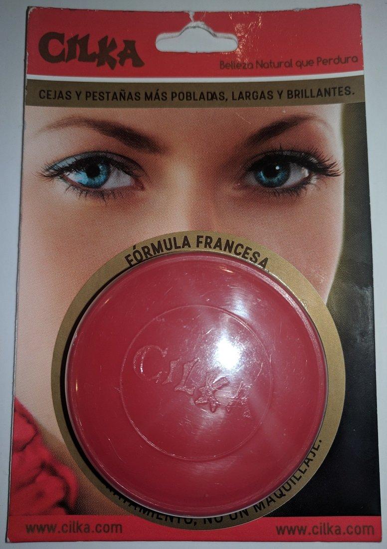 Amazon.com : Cilka Cream - For full, long and shiny eyebrows and eyelashes : Beauty