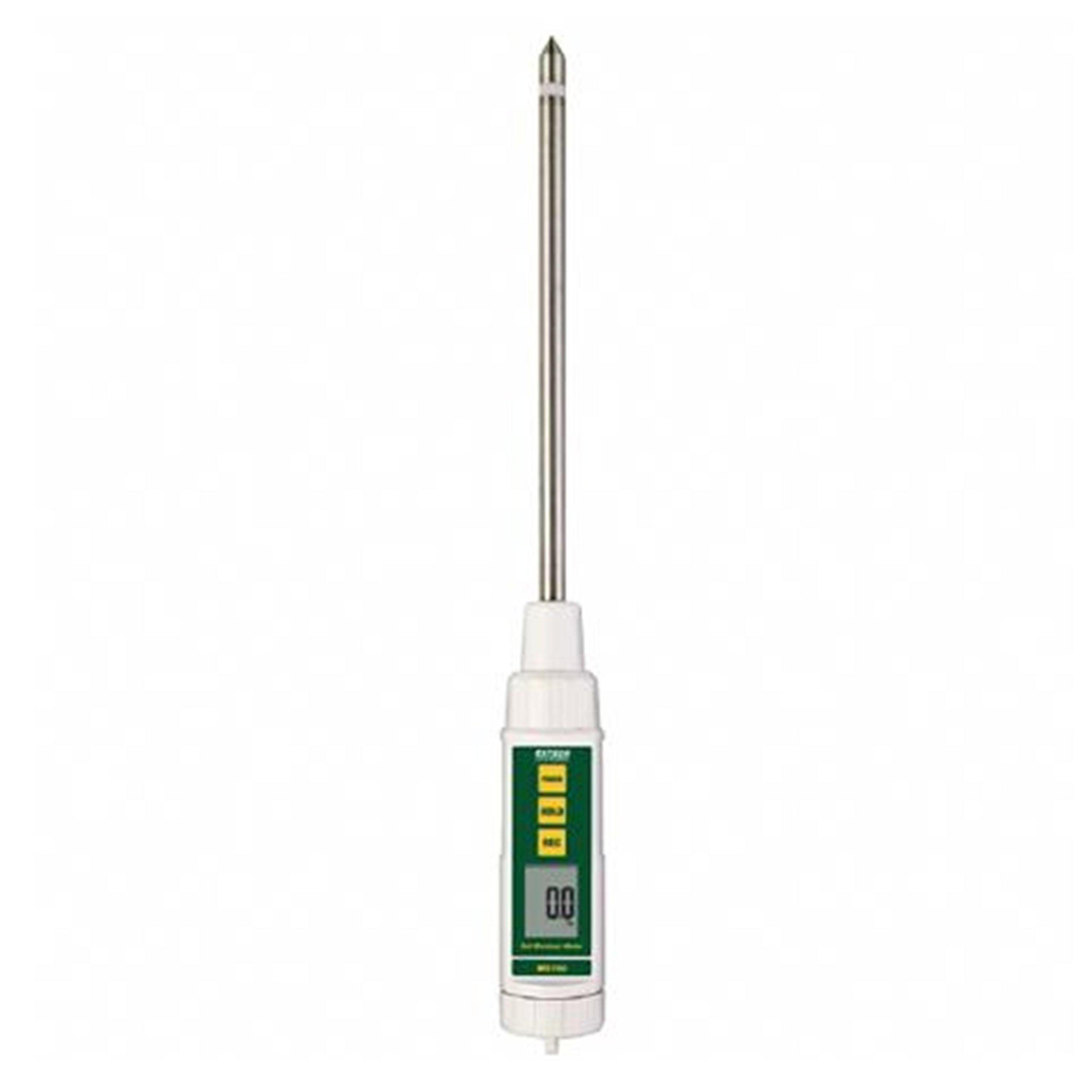Medidor de humedad del suelo Extech MO750