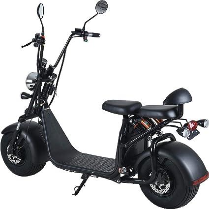 Scooter eléctrico de Citycoco, patinete eléctrico 1500 W 60 ...