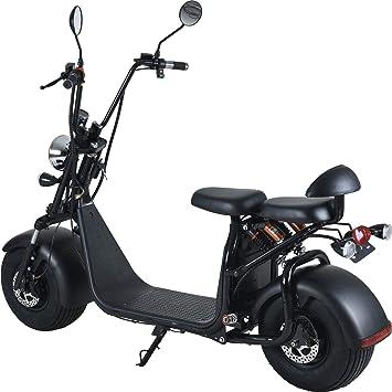 Elektroroller Elec E Scooter Citycoco Off Road El Roller E Bike