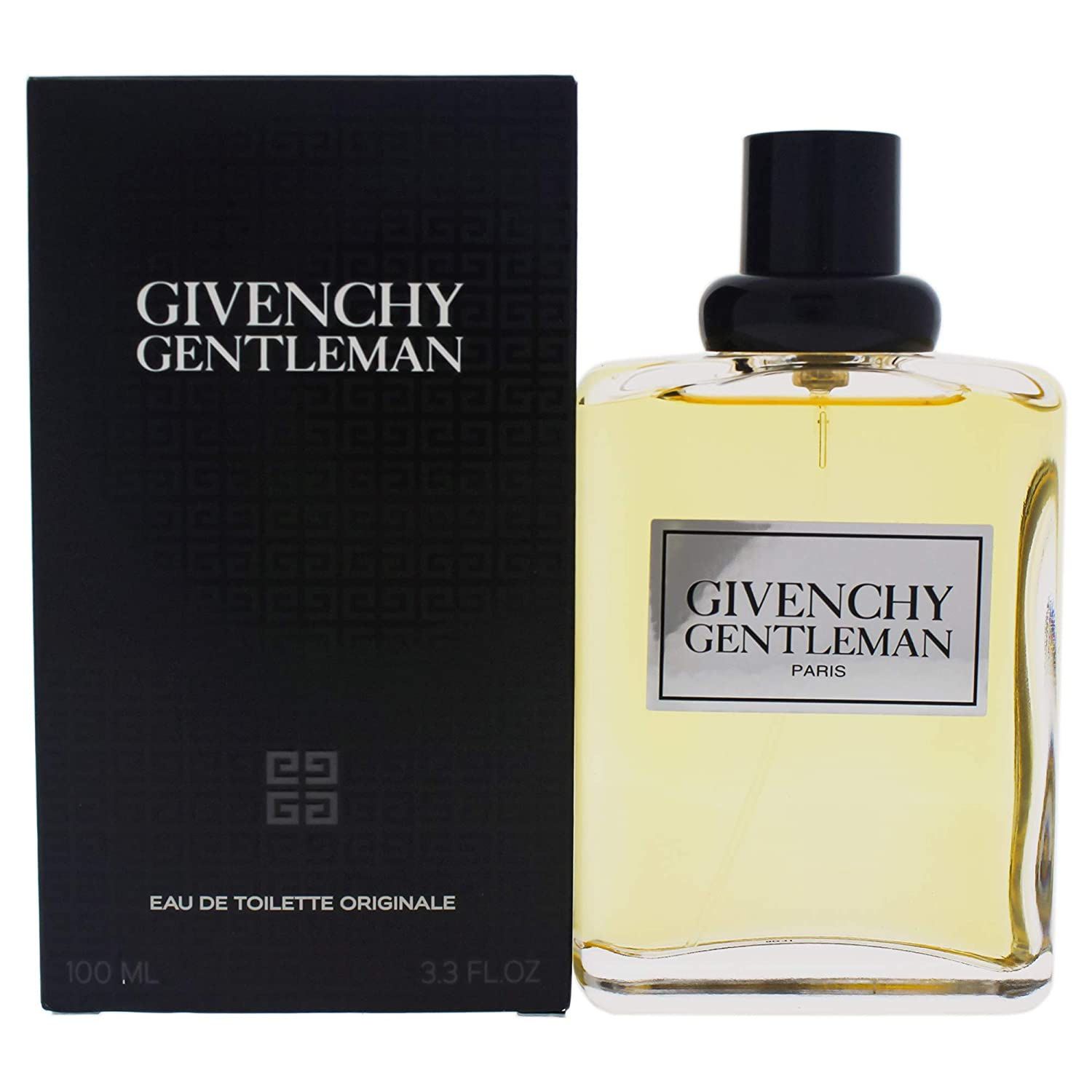 0ed4cd0fb Amazon.com : Givenchy Gentleman by Givenchy for Men - 3.3 Ounce EDT Spray :  Beauty