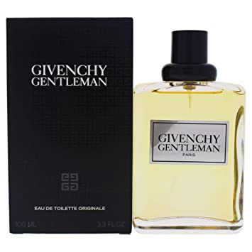 39909a02a3 Amazon.com : Givenchy Gentleman by Givenchy for Men - 3.3 Ounce EDT Spray :  Beauty