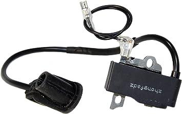 Amazon.com: Reemplazo Bobina de encendido Stihl fs250 fs250r ...