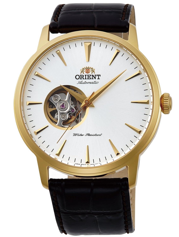 [オリエント]ORIENT スタンダード セミスケルトン 機械式 腕時計 RN-AG0012S メンズ B075KHX1QZ
