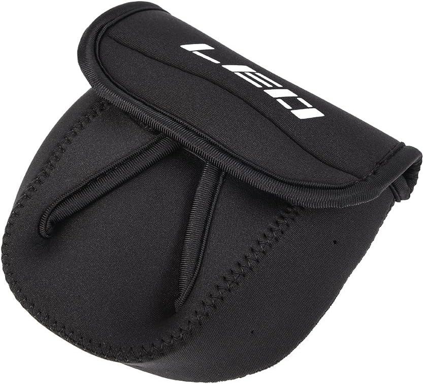 Neoprene Spinning Fishing Reel Cover Bag Protective Baitcasting Case Handbag