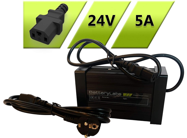 BatteryLabs MegaCharge Series - Cargador de batería de Litio ...