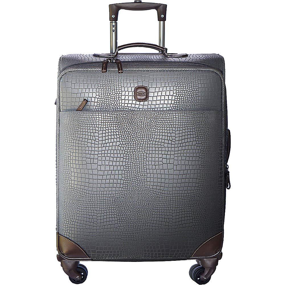 Bric's スーツケース B07DM7VRP9 スモーク