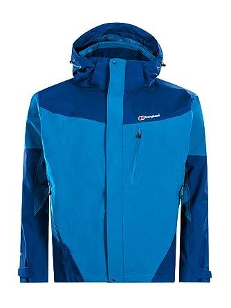detailed look 8ea80 b4952 Berghaus Mens Arran HydroShell Waterproof Jacket: Amazon.co ...