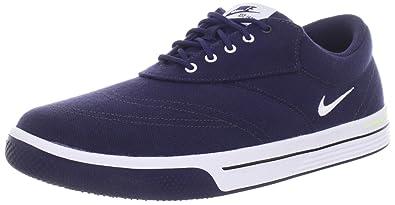 buy online 6db6f 86ce6 Nike Golf Men s Nike Lunar Swingtip Canvas-M, Blackened Blue Black Volt