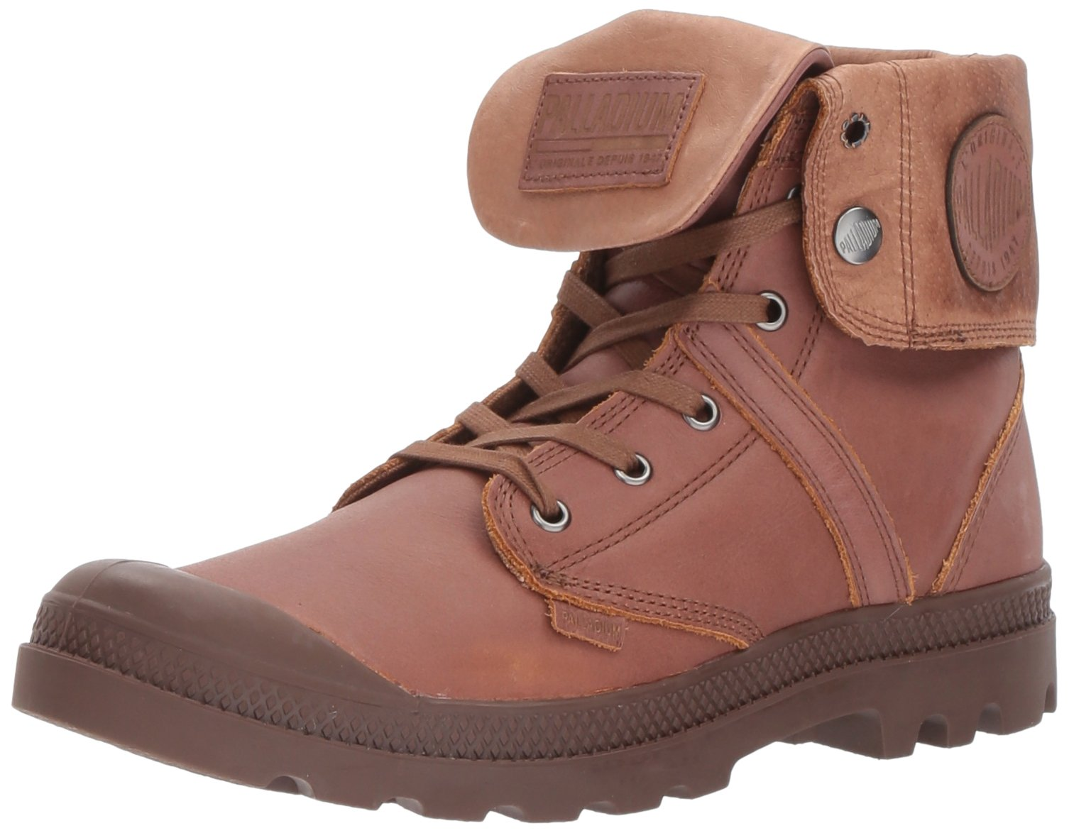 Palladium Men's Pallabrouse Baggy L2 Chukka Boot, Sunrise, 10.5 M US