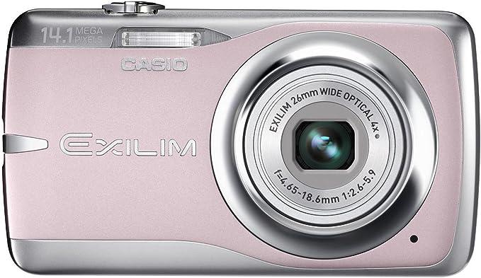 Casio Exilim Ex Z550 Pk Digitalkamera Pink Kamera