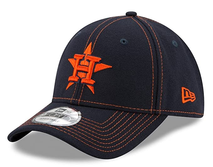 huge discount f395d 37526 Image Unavailable. Image not available for. Colour  Houston Astros New Era  9Forty MLB The League Class Adjustable Hat