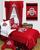 Ohio State University Buckeyes Dorm Bedding Comforter Set