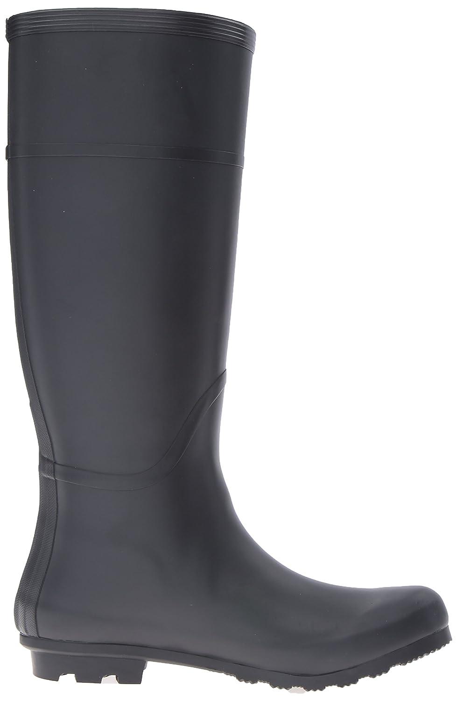 32cdfc49a7c Bota de lluvia Malva Tommy Hilfiger para mujer Negro