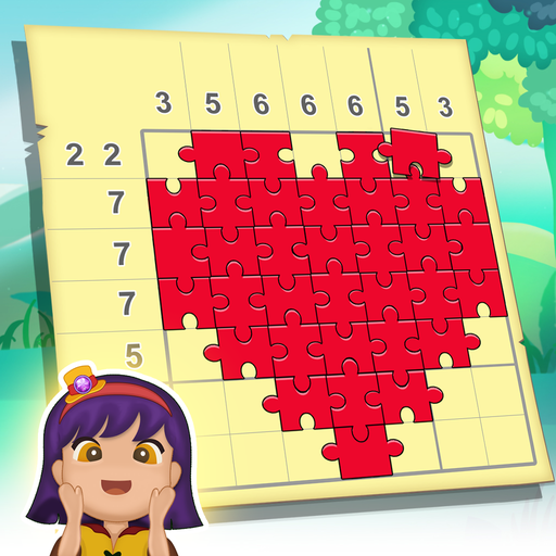 The Mystic Puzzland - Picross & Jigsaw Puzzle Game - Mosaic Free Patterns