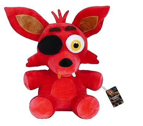 amazon com five night s at freddy s foxy plush doll 14 inch toy