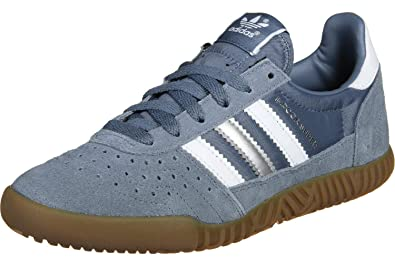 08682b1022a07 adidas Indoor Super Trainers Grey: Amazon.co.uk: Shoes & Bags