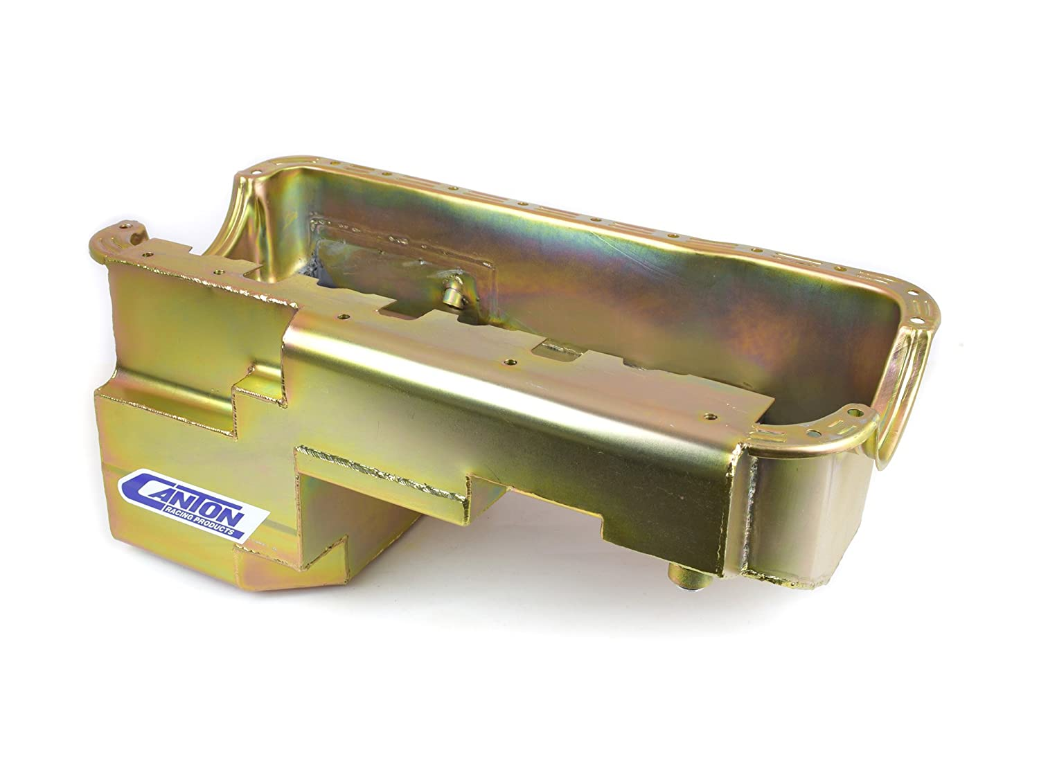 Ford 289-302 Fox Body Drag Race Front Sump Pro Power Pan Canton Racing 13-622 Oil