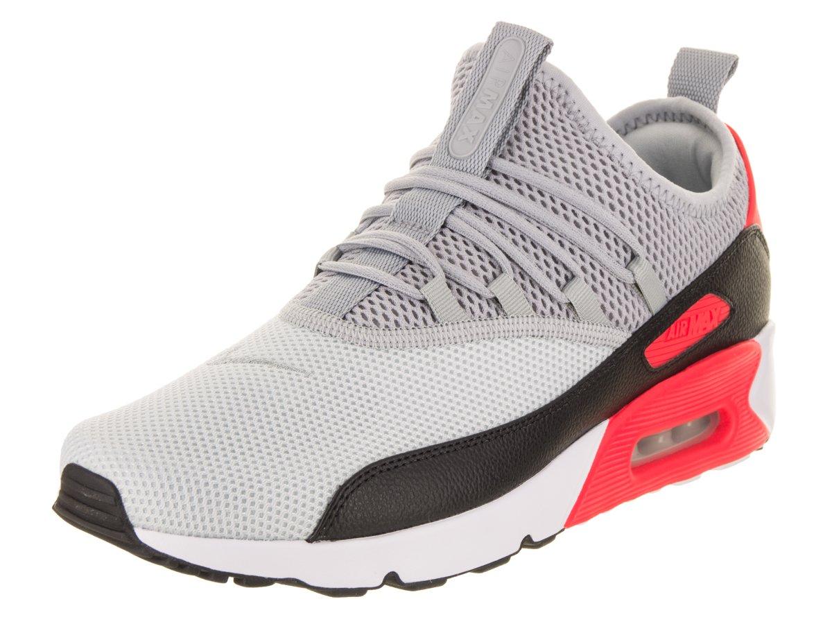 Nike Nike Free Run 2 Nsw - Zapatillas de deporte Hombre 9,5 D(M) US|Pure Platinum / Wolf Grey-black