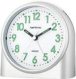 Bentima by Acctim '14707 Sweeper One' Non-Tick Alarm Clock