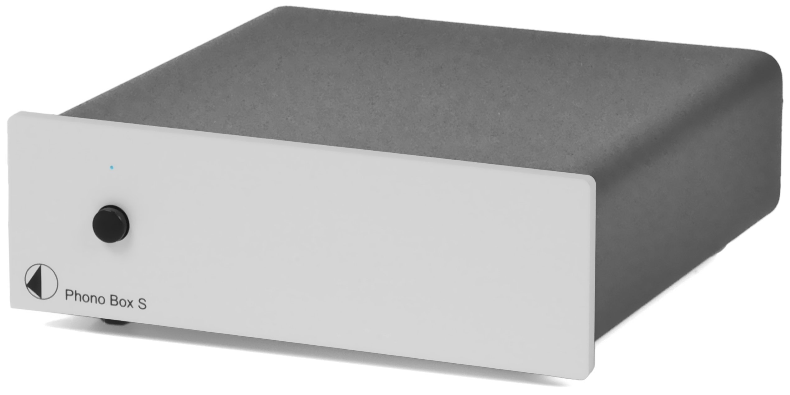 Pro-Ject Phono Box S Phonograph PreAmplifier, Silver by Pro-Ject