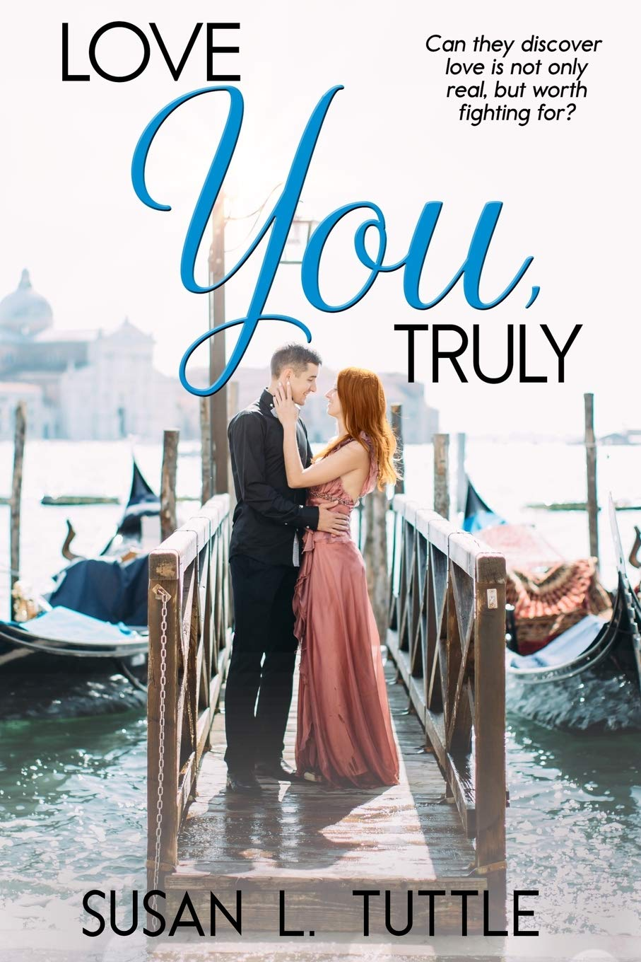 Love You, Truly by Susan L. Tuttle {A Book Review}