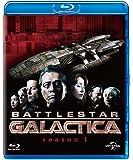 GALACTICA/ギャラクティカ シーズン1 ブルーレイ バリューパック [Blu-ray]