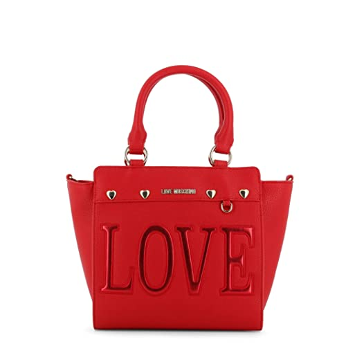 Love Moschino - Bolsos de mano para mujer, color rojo ...