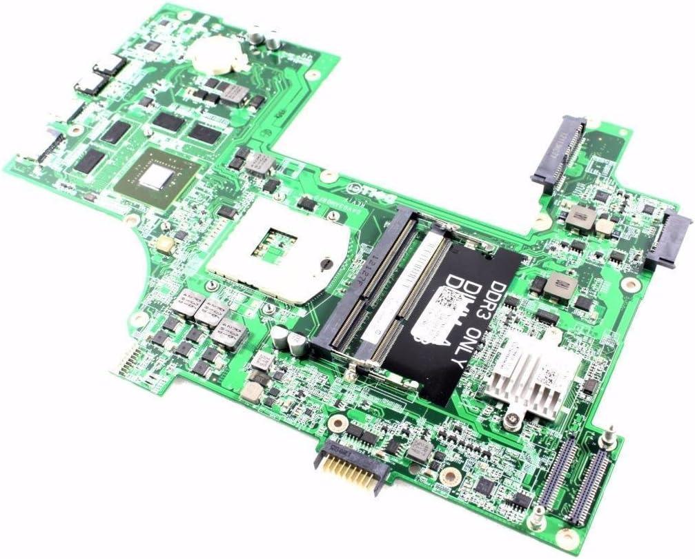 Dell Vostro 3750 Intel HM67 Chipset RPGA 989 Socket DDR3 SDRAM 2 Memory Slots Motherboard DAV03AMB8F0 1TN63 01TN63 CN-01TN63