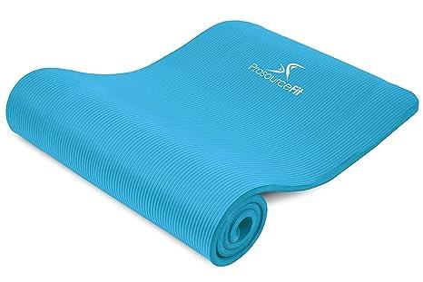 Amazon.com : ProsourceFit Extra Thick Yoga and Pilates Mat ½ ...
