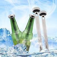 OMGAI 2 Conjunto De Cerveza Chiller Sticks Para