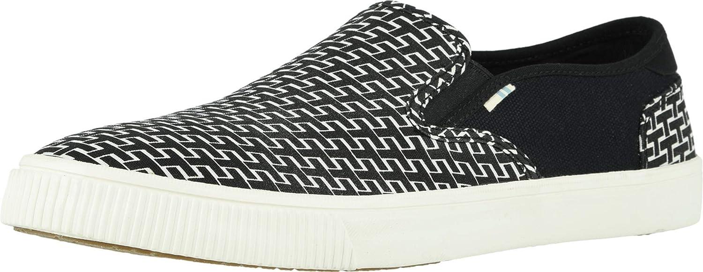 TOMS Men's Baja Slip-On Shoes