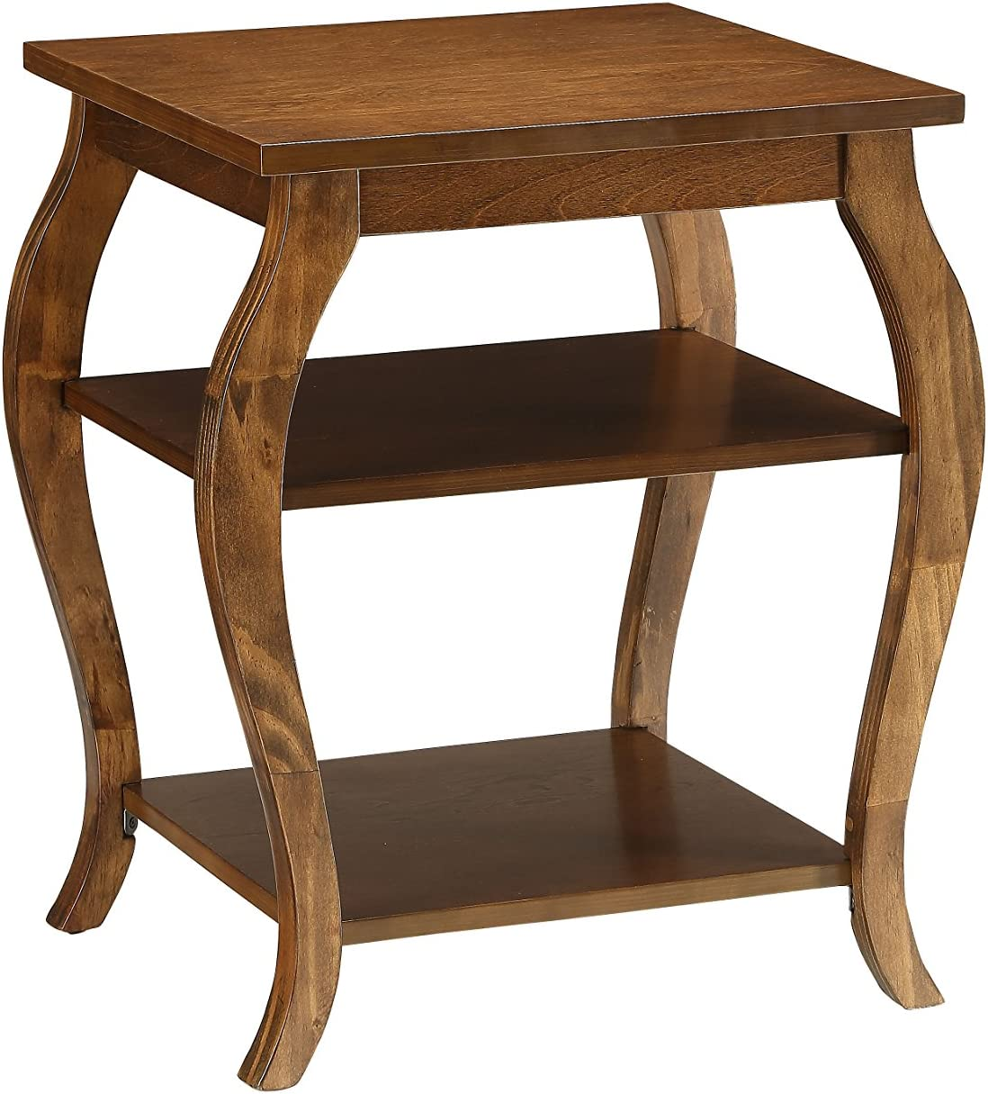 ACME Becci End Table - 82830 - Walnut