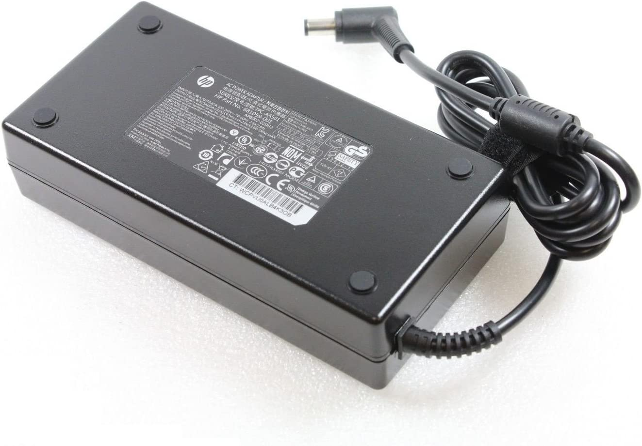 New HP 180W AC Adapter TPC-BA521 TPC-AA501 681059-001 Charger Power Supply Cord