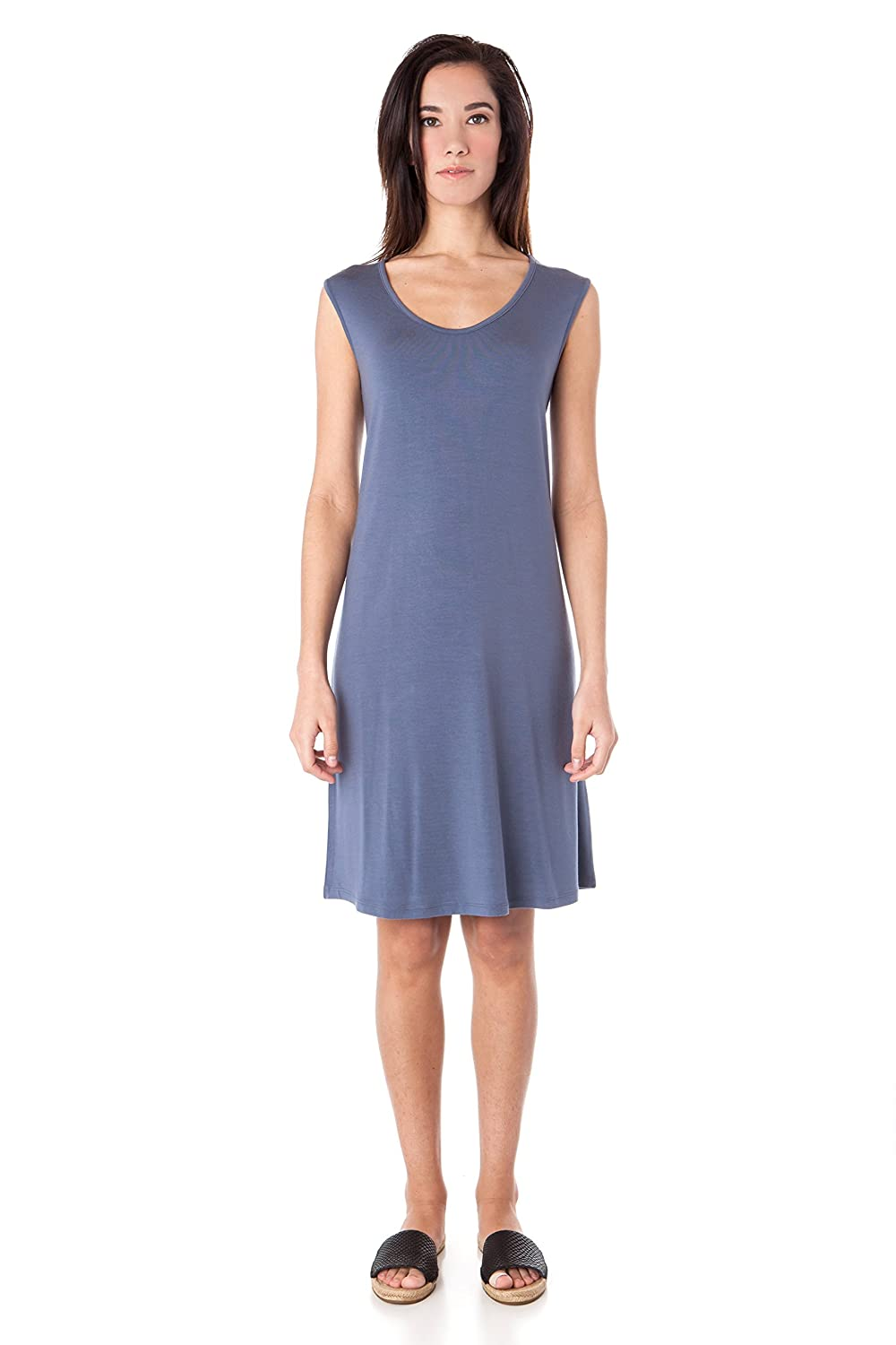 A to Z Modal Sleeveless Dress DD-170