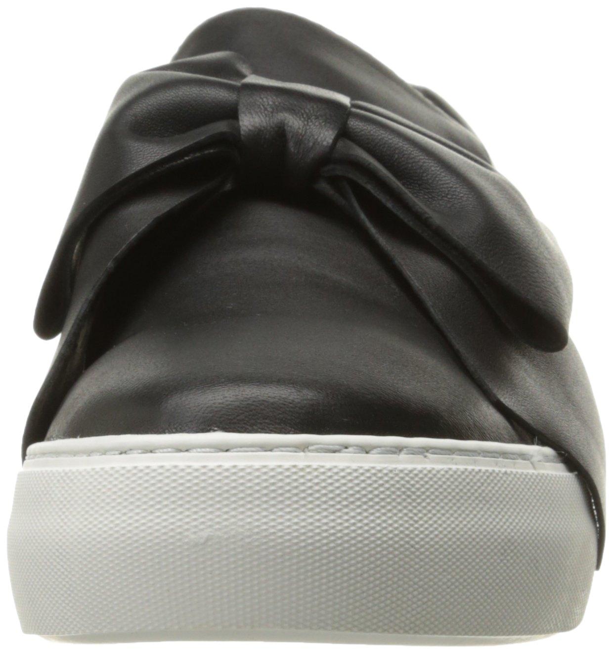 J Slides Women's Beauty B(M) Fashion Sneaker B01M6WQ893 7 B(M) Beauty US|Black Leather a12f95