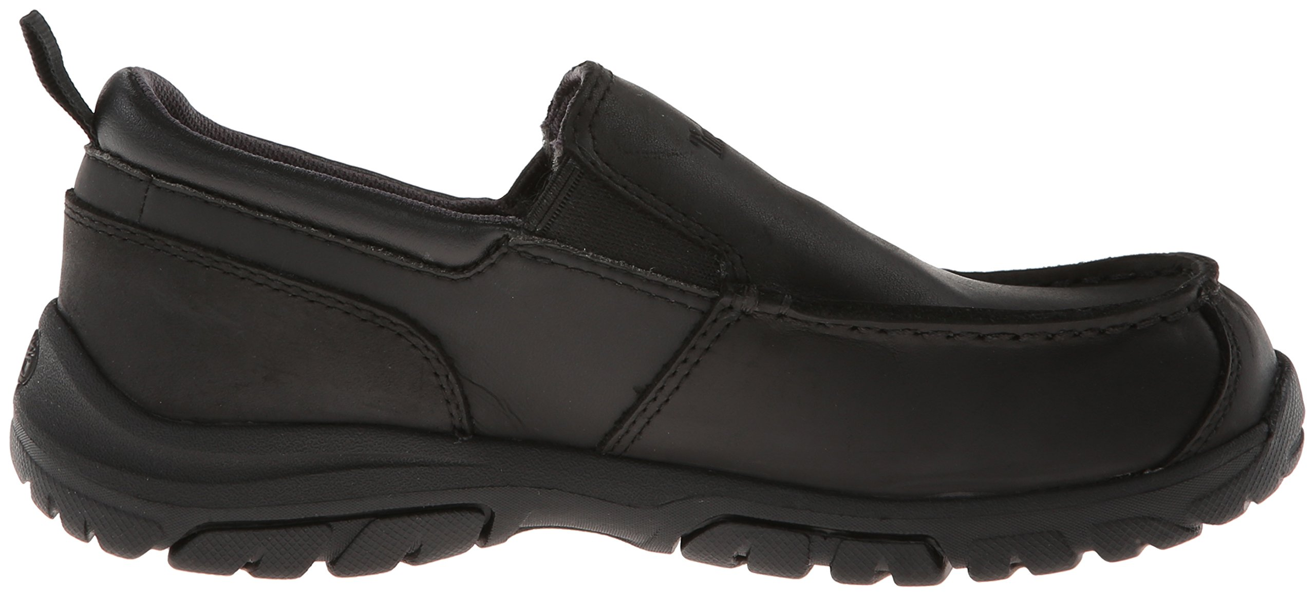 Timberland Discovery Pass Moc Toe Moc Toe Slip-On (Toddler/Little Kid/Big Kid),Black,9.5 M US Toddler by Timberland (Image #7)