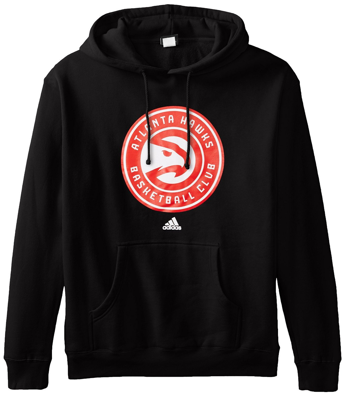 NBA Men's Full Primary Logo Fleece Hoodie 8697A 005 7AHAAJH