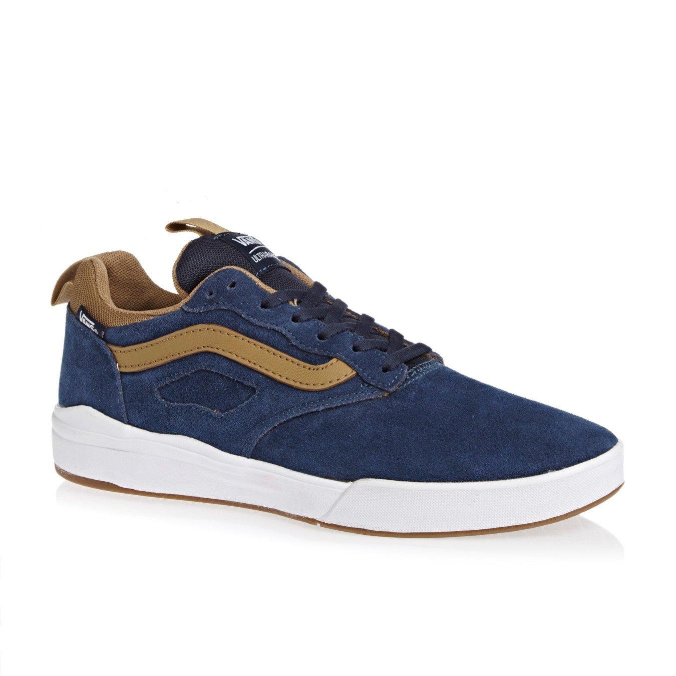 Vans Men's Ultrarange Pro Skate Shoe 7 D(M) US|Dress Blue-medal Bronze