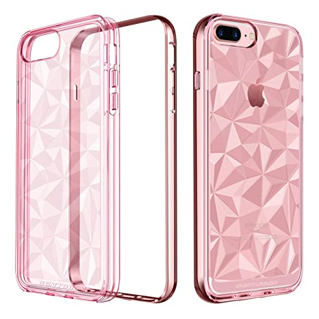 coque apple iphone 8 plus rose