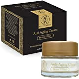 Anti Ageing Cream for Women - Botox Effect - 50ml - Facial Moisturiser - Firming Cream for Face & Neck with Biotechnological Active Ingredients