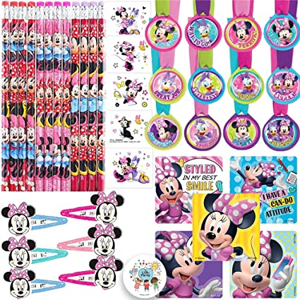 12 Pony Tattoos Birthday Party Loot Bag Toy Fillers For Kids
