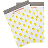 Poly Mailers 10x13 - Baby Chicks - Premium Unpadded Shipping Envelopes - Pack of 100