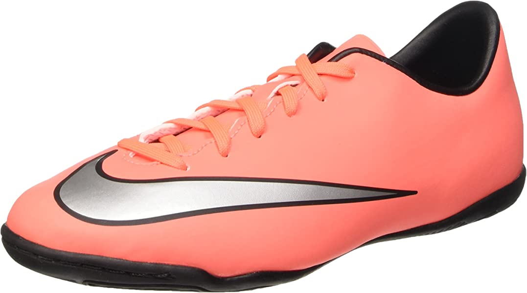reputable site a4e2f 6d883 Nike Kids Jr Mercurial Victory V IC Indoor Soccer Shoe (1)