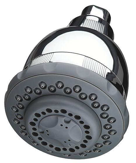 culligan wsh-c125 level 2 wall-mount showerhead, chrome: .co ...