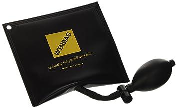 Winbag AR COJIN Hinchable, Negro, 10 x 10 x 4 cm: Amazon.es ...