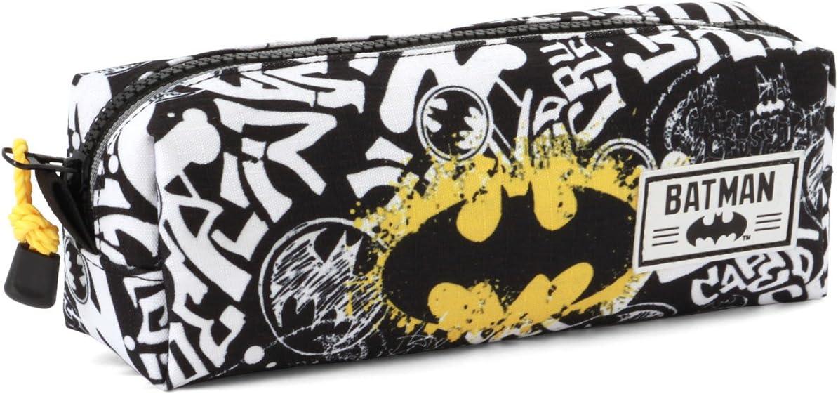 Karactermania 37592 Batman Tagsignal Estuches, 22 cm, Gris: Amazon.es: Equipaje