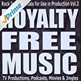Instrumentals For Tv Productions, Podcasts, Movies, And Jingles Vol. 3