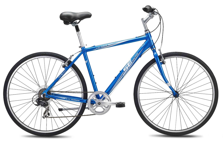 SE Bikes エスイーバイク Palisade 7スピード コンフォートバイク 19インチ ブルー【並行輸入品】+NONOKUROオリジナルグッズ B00LBA6PH0