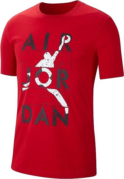 NIKE Air Jordan Camiseta Hombre - algodón: Amazon.es: Ropa y accesorios